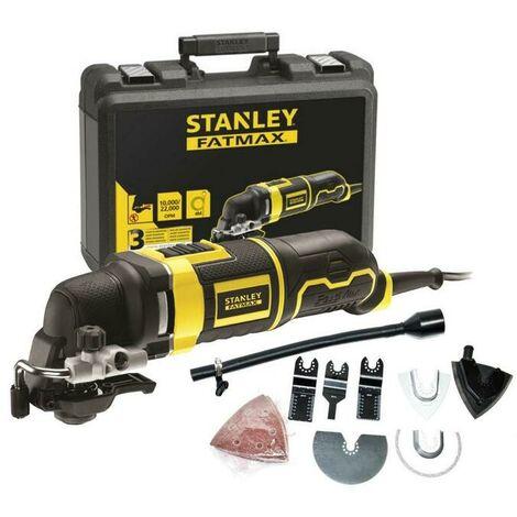 Stanley FME650K Multitool ensemble de 23 accessoires dans un étui - 300W