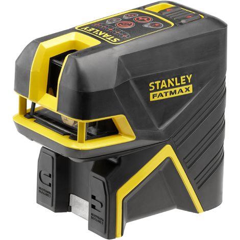 Stanley FMHT1-77414 Livella Laser a Croce e 2 Punti Fatmax
