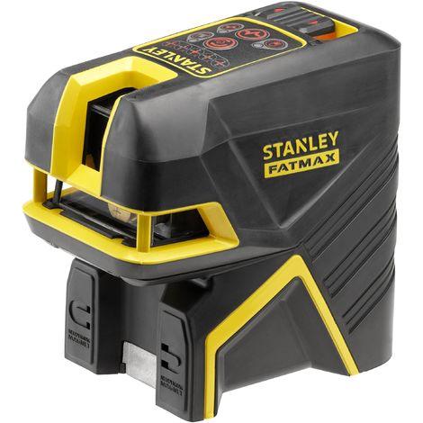 Stanley FMHT1-77415 Livella Laser a Croce e 5 Punti Fatmax