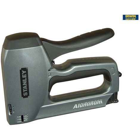 STANLEY HEAVY-DUTY STAPLE/BRAD GUN 0-TR250