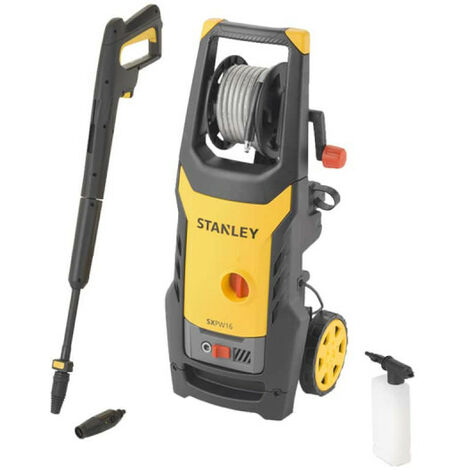 STANLEY high-pressure cleaner - 125 bar - 1600W