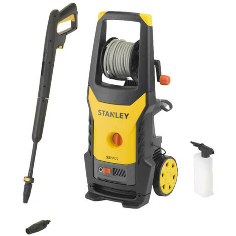 STANLEY high-pressure cleaner - 150 bar - 2200W