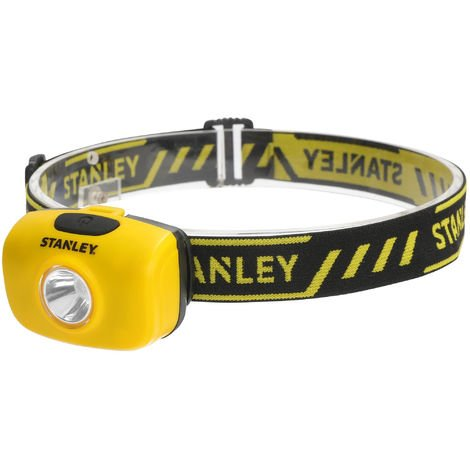 STANLEY Lampe frontale Led - 60 m - 150 lumens