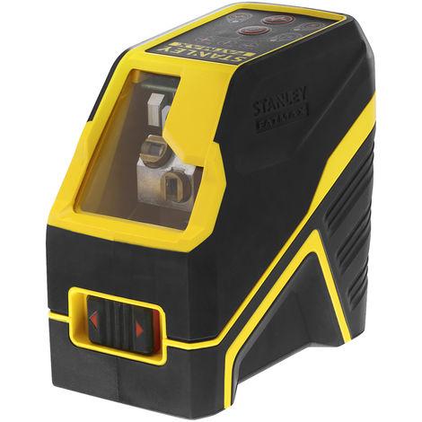 Stanley Livella laser a croce con batterie alkaline FATMAX, raggio rosso - FMHT77585-1