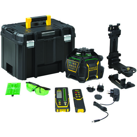 Stanley Livella laser al Litio FATMAX RL750-LG, Raggio Verde - FMHT77448-1