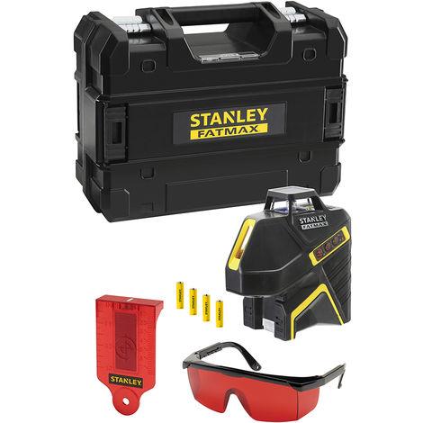 Stanley Livella laser FatMax, raggio rosso SLR-2V - FMHT1-77416