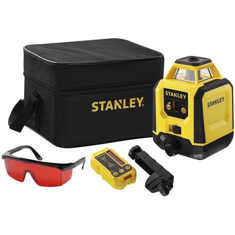 Stanley Livellatore laser semi-automatico - raggio rosso - STHT77616-0