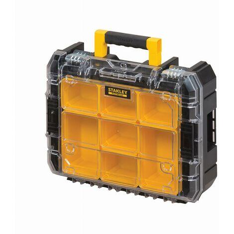 Stanley Mallette organiseur 7 compartiments FatMax TSTAK - FMST1-71970