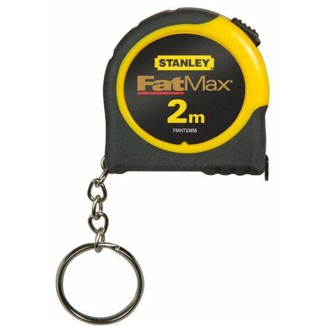 Stanley Mesure 2m porte-cles FatMax® 2 m / 13 mm - FMHT0-33856