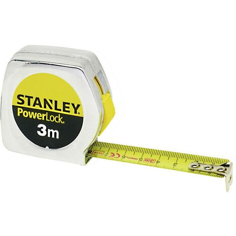 STANLEY mesure powerlock classic abs