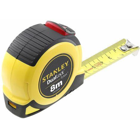 Stanley Mesure Tylon Dual Lock 8m - STHT36804-0