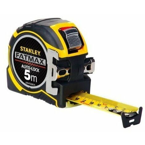 STANLEY Mètre ruban magnétique FatMax