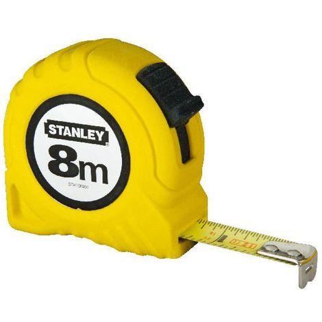 Tape Measure Stanley Fatmax Metric 8Mtr PRO Trade Quality 8 Metre Fat Max 8m