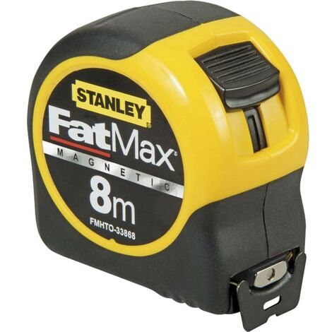 Mètre-ruban 8 m Stanley by Black & Decker FMHT0-33868 1 pc(s)