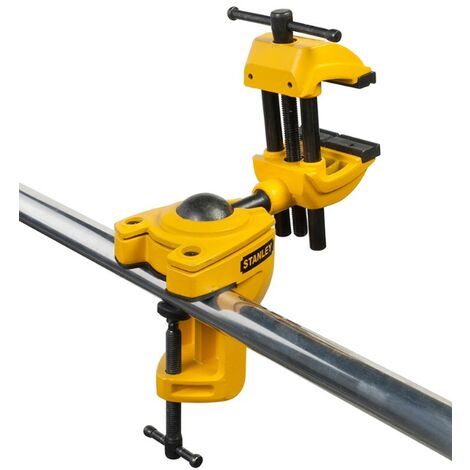 Stanley Multi Angle Hobby Vice Clamp Swivel 1-83-069 STA183069