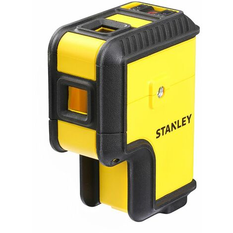 Stanley Niveau laser 3 points SLP3 rouge - STHT77503-1