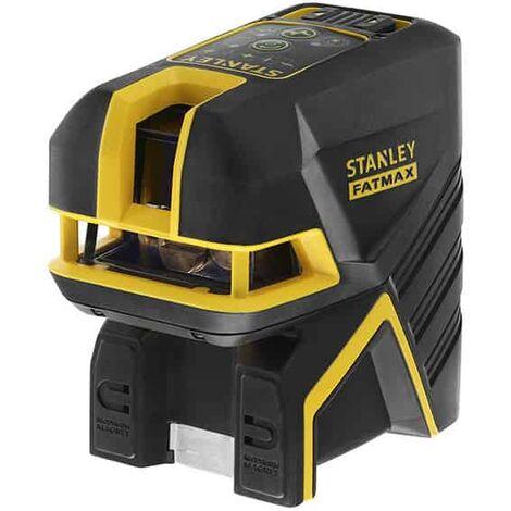 STANLEY Niveau laser croix vert + 2 points SCPG2 FatMax - FMHT77597-1