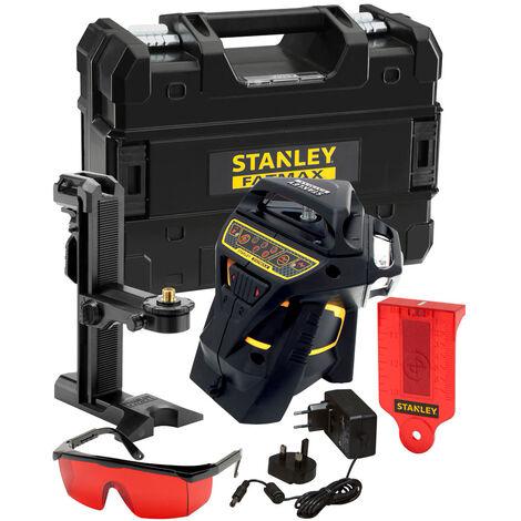 Stanley Niveau laser multiligne x3r-360° rouge - fatmax - FMHT1-77357