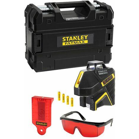 Stanley Niveau multilignes, rouge SLR-2V - FMHT1-77416