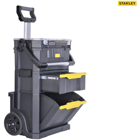 STANLEY ONE TOUCH MODULAR ROLLING WORKSHOP