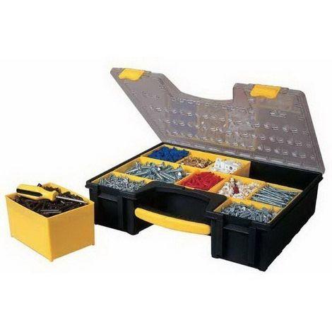 Stanley organizador de herramientas 42,3x10,5 cm de plástico 1-92-749