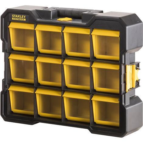 Stanley Organizer cassettiera portatile con vaschette basculanti - FMST81077-1