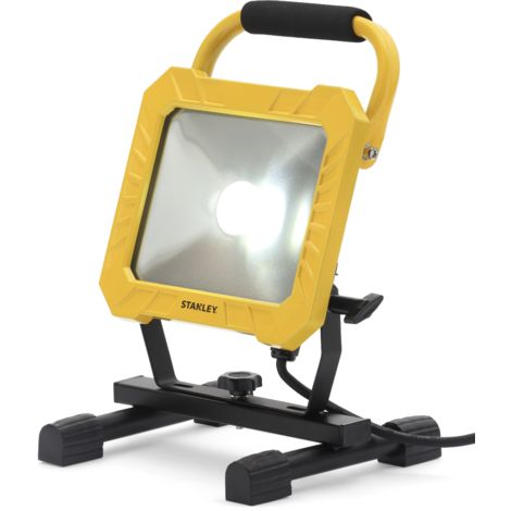 STANLEY Projecteur de chantier Led - 33 W - 4000 lumens