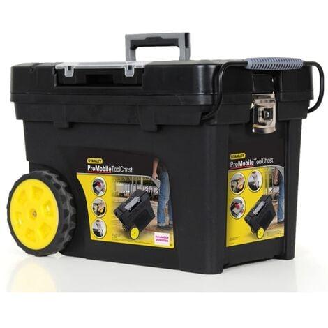 Stanley ProMobile Toolbox Plastic 1-97-503 - Black