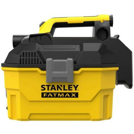 STANLEY SFMCV002B-XJ - Aspirador Sólidos y Líquidos V20 protección HEPA, función soplador, 7,5 litros. Sin cargador/batería