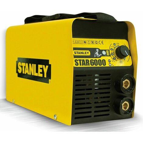 Stanley - Soldadura Inverter Electrodo STAR6000