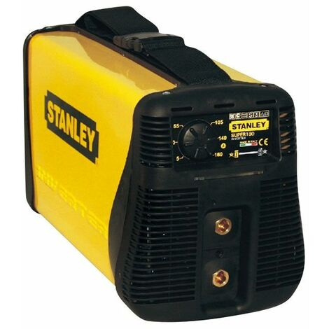 Stanley - Soldadura Inverter Electrodo SUPER 180 TIG