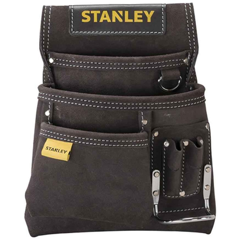 Image of Astra - Stanley STA180114 Leather Nail & Hammer Pouch