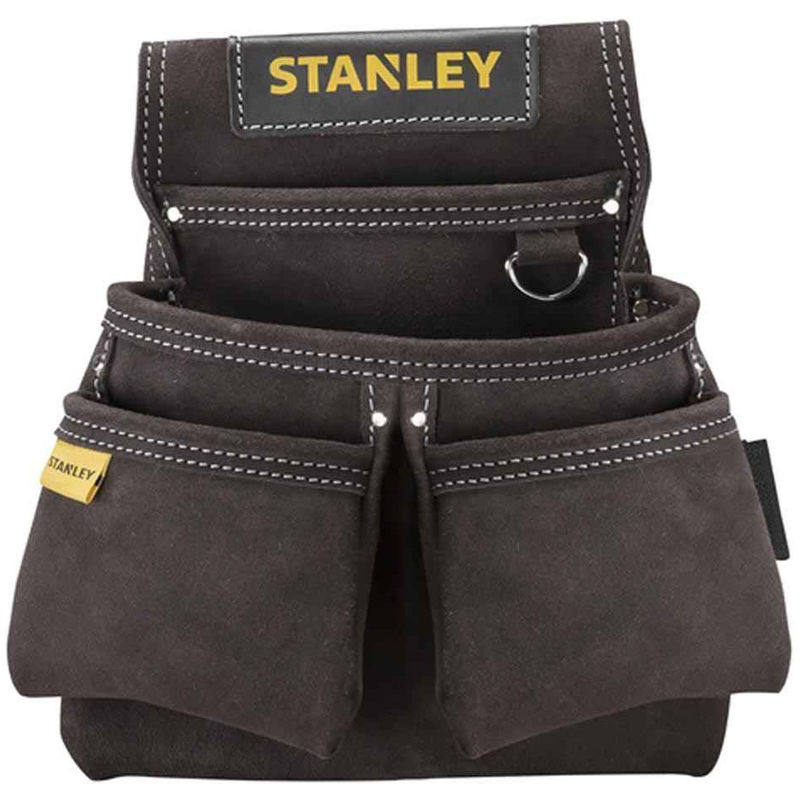 Image of Astra - Stanley STA180116 Leather Double Nail Pocket Pouch