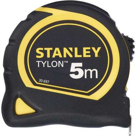 STANLEY® STANLEY Bandmaß mit Gürtelclip 1-30-6_ Tylon - Bandbreite 3 / 5 / 8 Meter