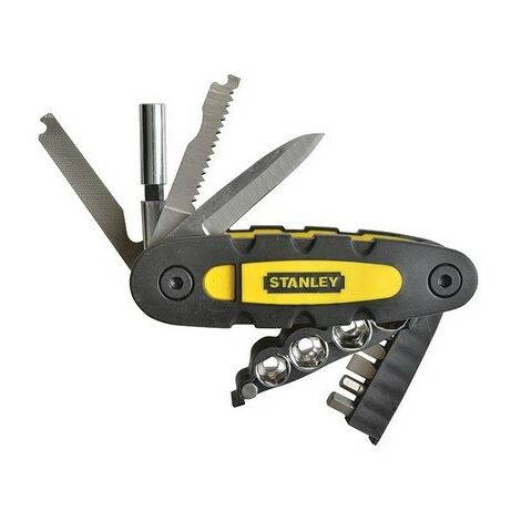 """main image of """"Stanley STHT0-70695 14 Piece Multi Tool"""""""