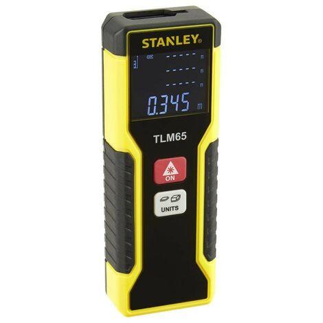 STANLEY STHT1-77032 - Medidor laser de hasta 20 metros