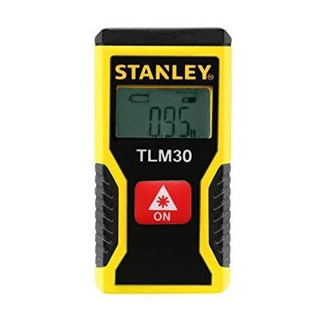 STANLEY STHT9-77425 - Medidor láser de distancia, 9 metros