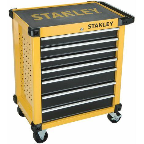Stanley STMT1-74306 Transmodule. Carro metálico para taller 7 cajones