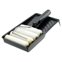 Stanley STRMS1LL Roller Kit with 4 Sleeves 100mm (4in)