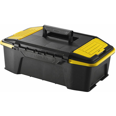 Stanley STST1-71964 Click & Connect Deep Toolbox 50cm (19in)
