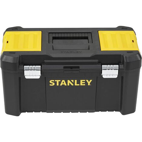 "main image of ""Cassetta essential toolbox metal"""