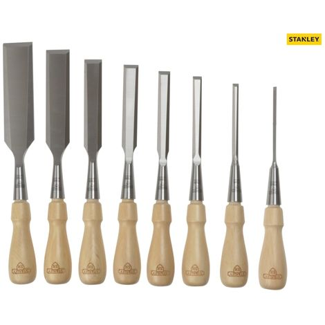 STANLEY SWEETHEART SOCKET CHISEL SET 8PC 116793
