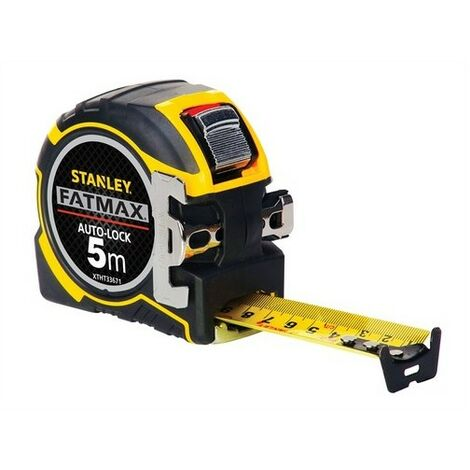 Stanley Tools FatMax Autolock Tape 8m (Width 32mm)