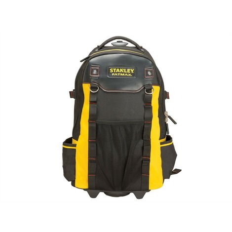 Stanley Tools FatMax Backpack on Wheels