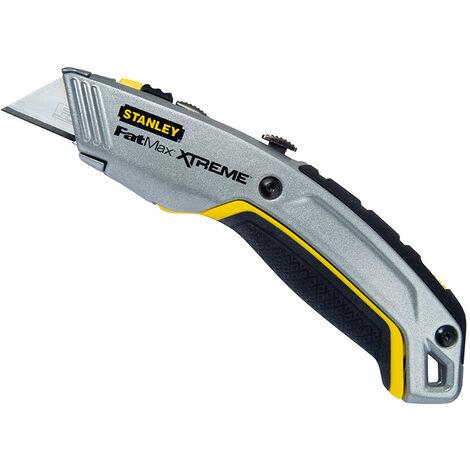 Stanley Tools FatMax Retractable Twin Blade Knife