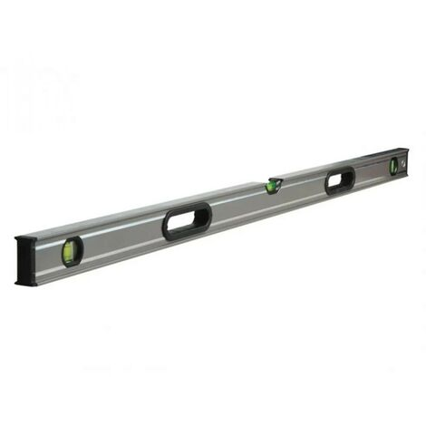 Stanley Tools STA043636 FatMax Pro Box Beam Spirit Level 3 Vial 90cm