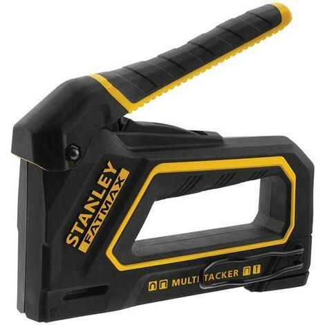 Stanley Tools STA080550 FatMax Composite 4-in-1 Stapler