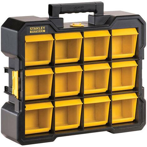 Stanley Tools STA181077 FatMax Flip Bin Organiser