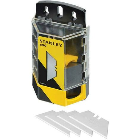 Stanley Tools STA5011921 1992 Blades Dispenser of 50 Carded