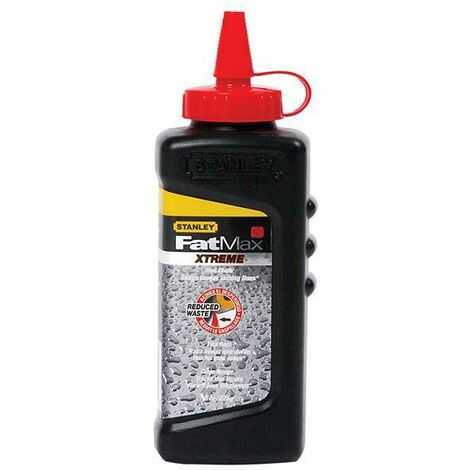 """main image of """"Stanley Tools STA947821 FatMax Chalk Refill Red 225g"""""""